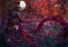 Tokyo Ghoul√A artwork