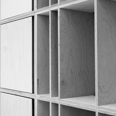 MN501 riposami von HENRYTIMI | Büroregalsysteme