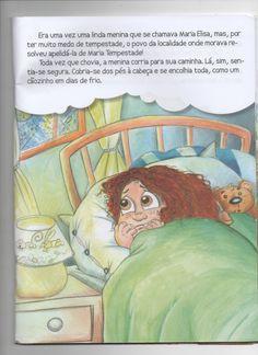 """ILUSTRAÇÃO INTERNA LIVRO """"MARIA TEMPESTADE"""""""