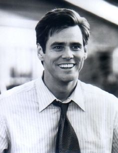 I think Jim Carrey is adorable!