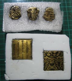 Etching Metal Tutorial (ANNETTE IN OZ)