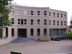 Hoofdingang gemeentehuis van De Friese Meren te Joure