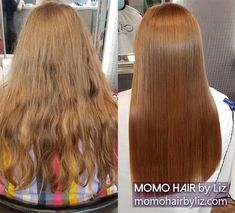 Now, that is straight hair. Japanese Hair Straightening, Best Hair Salon, Japanese Hairstyle, Perms, You Are Beautiful, Straight Hairstyles, Kinky, Hair Color, Curly