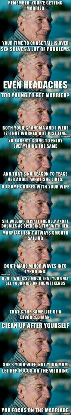 Smart grandpa