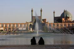 Imam Square, Esfahan by nomenklatura, via Flickr