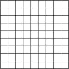 Sudoku - SetThings Twin Xl