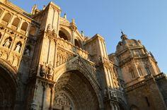 La cathédrale de Toledo