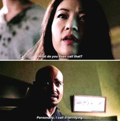Teen Wolf season 5 - Kira and Deaton