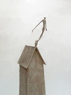 Antoine Jossé 1970 | French surrealist sculptor and painter