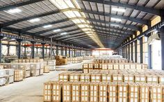 Warehouse construction in Russia: regional demand grows 50% in three years