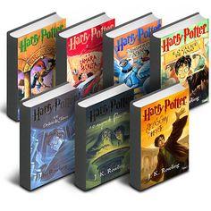 Coleção Harry Potter - Edição Exclusiva