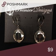 Premier Designs Uptown Earrings Uptown by Premier Design, European wire closure earrings. Matching necklace also posted Premier Designs Jewelry Earrings