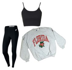 """Untitled #63"" by monty-nalani on Polyvore featuring Topshop, Russell Athletic and NIKE"