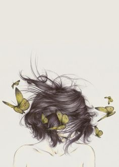El Ciervo Blanco,hair