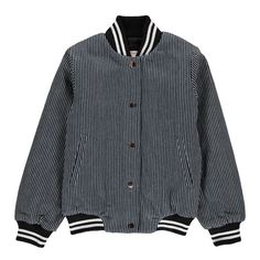 America Striped Jacket-product