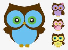 Image result for cartoon pictures of baby owls