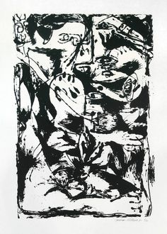 Jackson Pollock | Untitled (1951) | Available for Sale | Artsy