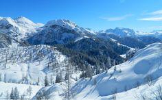 Jenner-Skitour bei Traumwetter