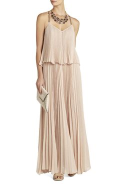 Comfy, and not constricting. This pleated dress looks cute!