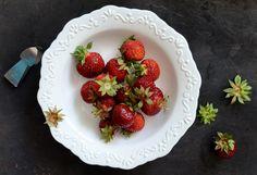 Kesälahden mansikoita