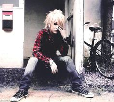 Ruki of The GazettE