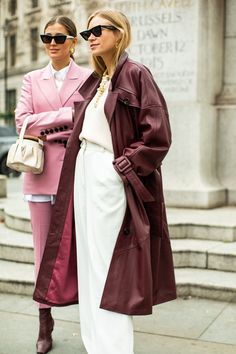 Street style fashion / fashion week #fashionweek #fashion #womensfashion #streetstyle #ootd #style / Photo: Sandra Semburg