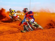 The Tatts Finke Desert Race is an Australian yearly 'there and back' event that runs between Alice Springs and Finke. The 2018 event has just been won by Toby Price for a record-breaking sixth time.