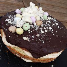 #leivojakoristele #mitäikinäleivotkin #pääsiäinen Kiitos @sukkiajasuklaata