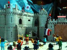 Histoire de France playmobil - YouTube