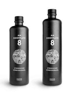 Am Dorfplatz 8 - Branding on Branding Served #packagedesign #packaging