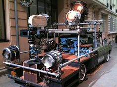 Image result for hollywood films behind the scenes camera rigs