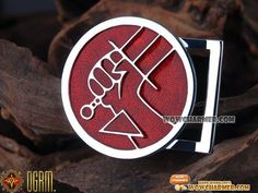 Hellboy belt buckle Hellboy Costume, Banjo Kazooie, Costume Ideas, Costumes, Ready Player One, Take My Money, Beetlejuice, Halloween Night, Belt Buckle