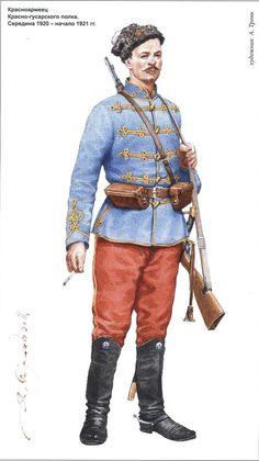 Красные гусары/Red Hussar regiment