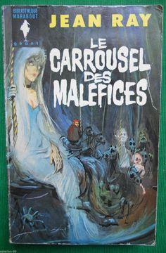 LE Carroussel DES Malefices Jean RAY G197 Marabout | eBay