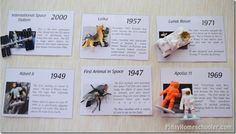 Guide for Space Study with Free Printables from The Pinay Homeschooler