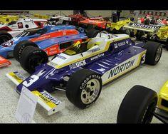 Bobby Unsers Penske Indy Car