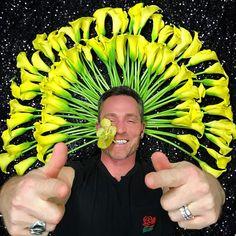 Jeff Leatham, Flower Decorations, Flowers, Art, Kunst, Royal Icing Flowers, Flower, Floral Decorations, Florals
