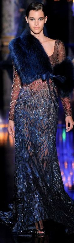 Elie Saab Fall Couture 2014-15