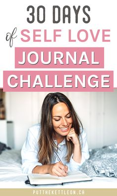 Practice 30 days of self love (and self care) with these self love journal prompts. These journal writing prompts will give you writing ideas on how to reflect on daily life. Journaling can also be a great source of therapy for your overall mental health. Get inspiration and add journaling to your daily routine. Start your 30 day self love challenge here... :) #selflove #journalprompts #selfcare Journal Challenge, Love Challenge, Love Journal, Journal Ideas, Growing Up Quotes, Healthy Lifestyle Habits, Journal Writing Prompts, Health Activities, Self Acceptance