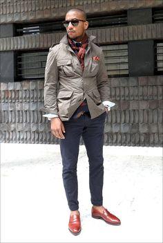 well dressed. #streetstyle happens #menswear