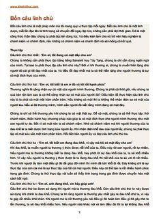 Bốn câu linh chú ->> http://khotrithuc.com/2241/Bon-cau-linh-chu.html