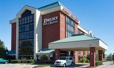 Drury Inn & Suites Nashville Airport - Drury Hotels