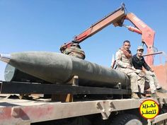 Rocket technology in Iraq has come a long way over the last couple of years. Masih rockets deployed for the first time, near Tal 'Afar.