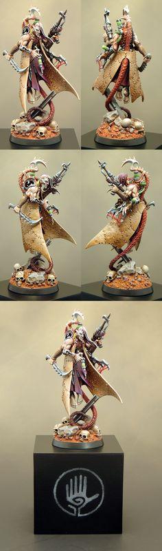 Dark Eldar Haemonculus - Sproket