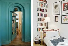 Halcyon Style: Book Nooks