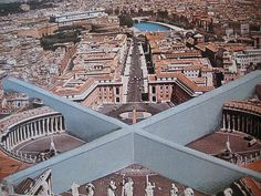 vatican by superstudio by leonardo.bonanni, via Flickr