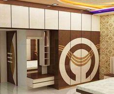 Home Door Design, Pooja Room Door Design, House Ceiling Design, Bedroom False Ceiling Design, Door Design Interior, Bedroom Closet Design, Bedroom Furniture Design, Modern Bedroom Design, Bedroom Bed