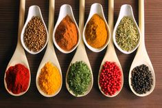 The Value Of Herbs And Spices For The Brain