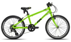 Frog 55 2017 20 Inch Kids Bike Green