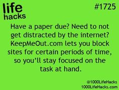 School is back in session and they're already cranking up the heat. So we rounded up 10 study tips from 1000LifeHacksthat might just revolutionize the way you retain information from this day forward. (By the way, the Hans Zimmer hack is my fave.)Find more life hacks of all kinds at 1000LifeHacks.com!Have you ladies tried any of these? Do you have any other genius study tips? Sharing is caring. Comment below!